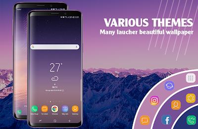 Galaxy S9 Launcher: S9+ Theme Laucher for Android APK
