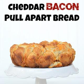 Cheddar Bacon Pull Apart Bread Recipe