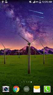 Windmill Live Wallpaper FREE - screenshot thumbnail