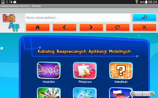 BeStApp - aplikacje dla dzieci