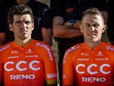 CCC: sans Van Avermaet, mais avec un autre Belge sur la Flèche
