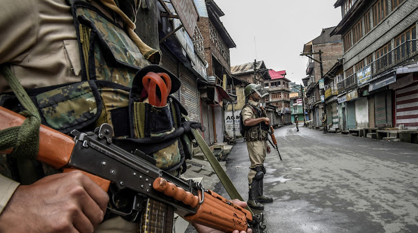 Echoes of fascism in the Kashmir Valley