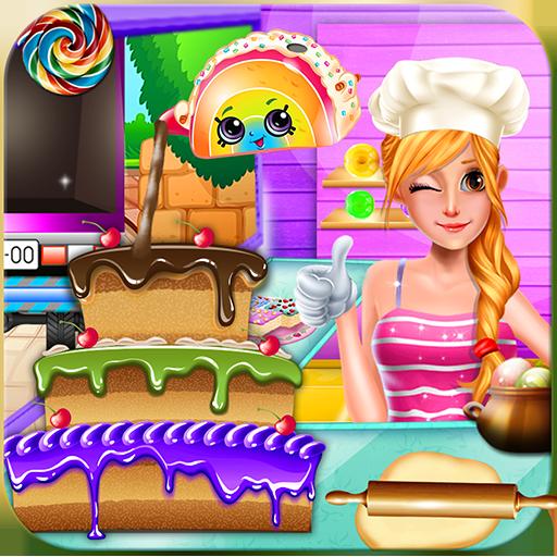 アイスクリームケーキ料理ゲーム 休閒 App LOGO-APP開箱王