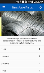 Precise Alloys- screenshot thumbnail
