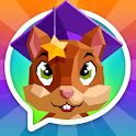 Learn 33 languages with Mondly Free games for kids icon