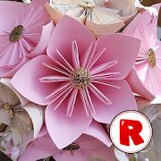 Paper flowers tutorial videos apps on google play paper flowers tutorial videos mightylinksfo