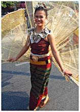 Photo: Butterfly Girl - Chiang Mai Flower Festival