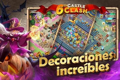 Castle Clash: Epic Empire ES 8