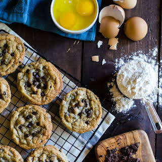 My Favorite Chocolate Chip Cookies.