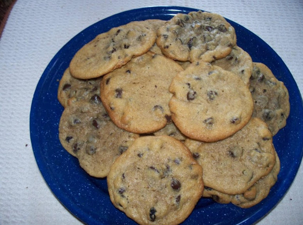 Chocolate Chip Currant Cookies Recipe