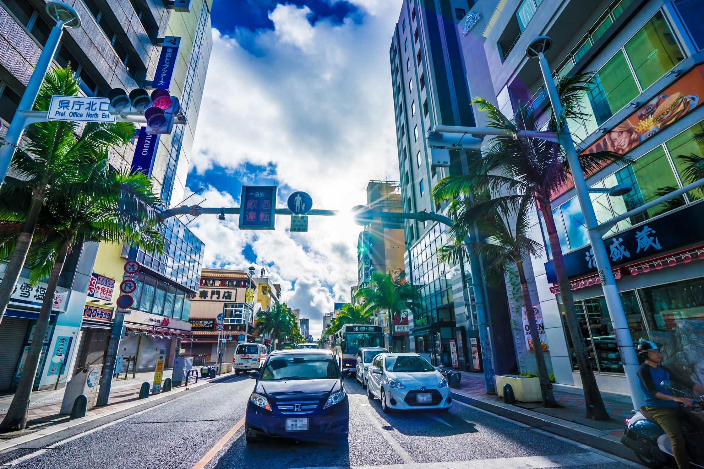 Naha Kokusai street2