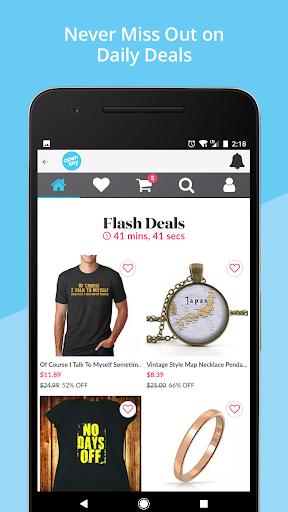 OpenSky Shopping screenshot 2