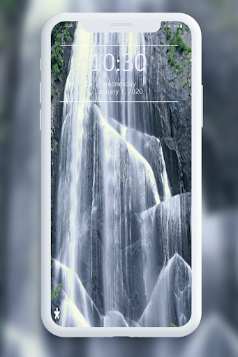 Waterfall Wallpaper 1.0 screenshots 3