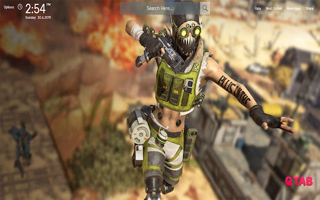 Apex Legends Wallpapers HD Theme