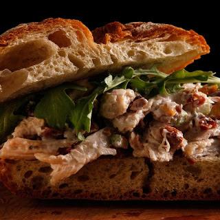 Chicken Salad Sandwich.