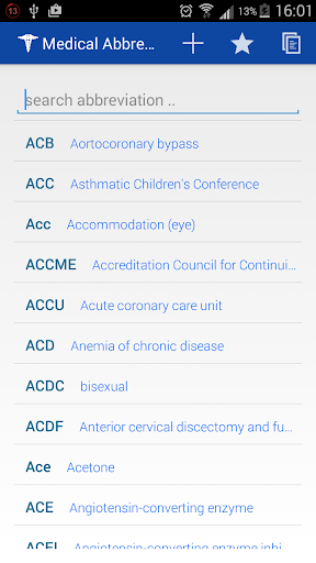 Medical Abbreviations Pro