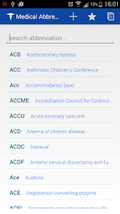 Medical Abbreviations Pro screenshot 0