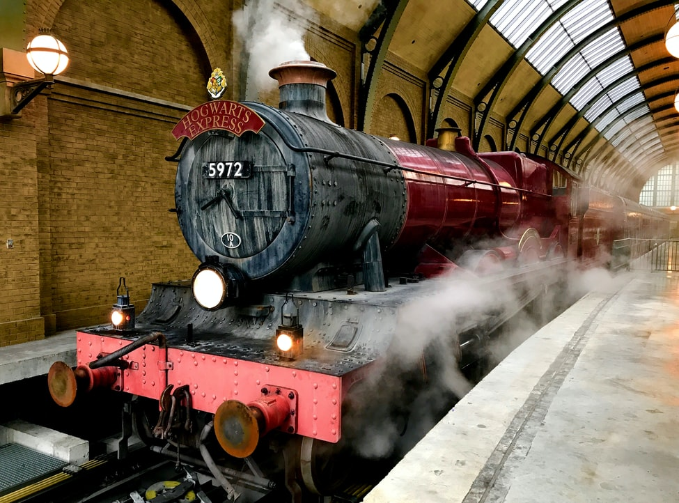 Trem de Hogwarts