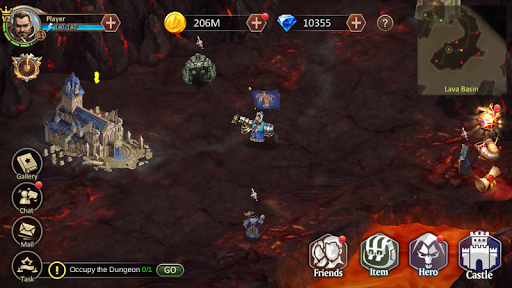 Dungeon & Heroes: 3D RPG - screenshot