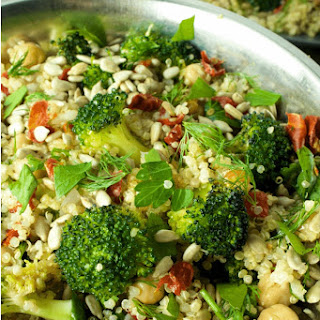 High Protein Vegan Salad That Will Keep You Energized Recipe