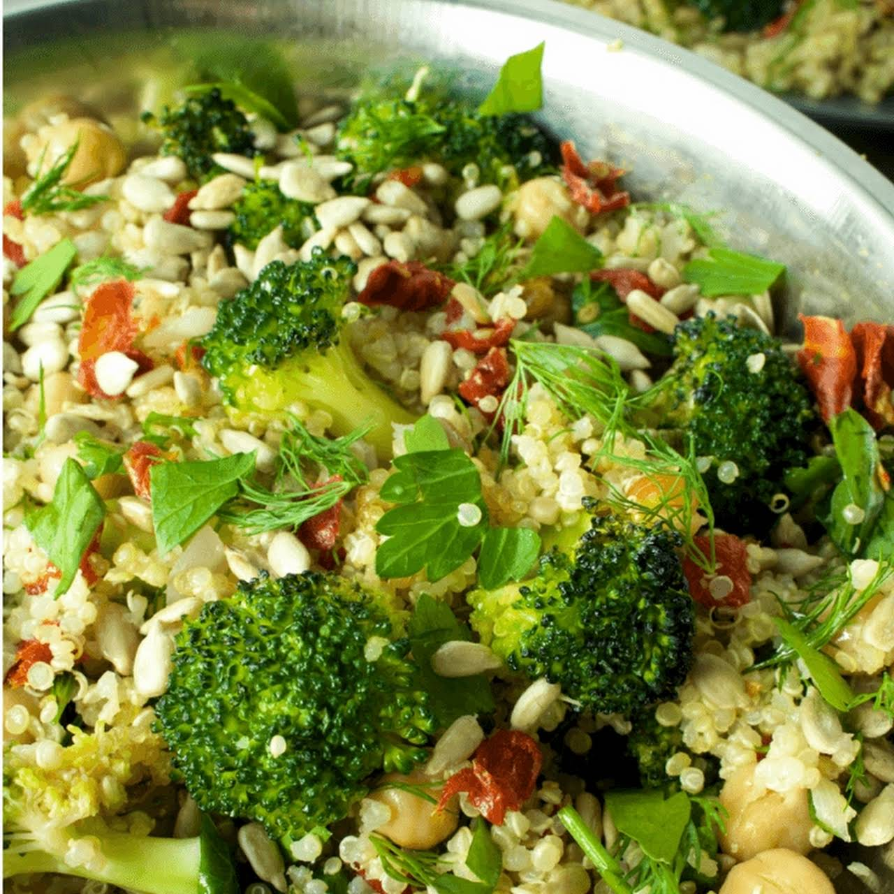 High Protein Vegan Salad That Will  grant You Energized