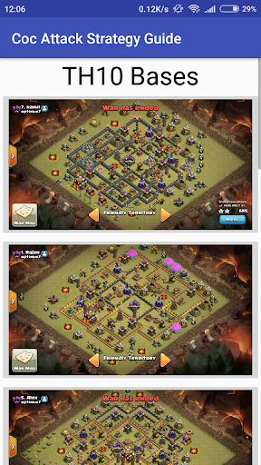 Coc Attack Strategy Guide 1.1.1 screenshots 7