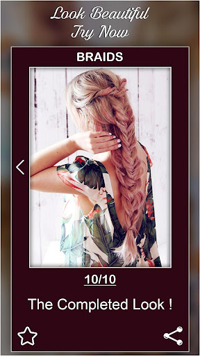 Best Hairstyles step by step DIY 1.0 screenshots 12