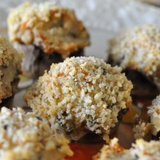 Mouth-Watering Stuffed Mushrooms.