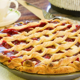Diabetic Cherry Pie
