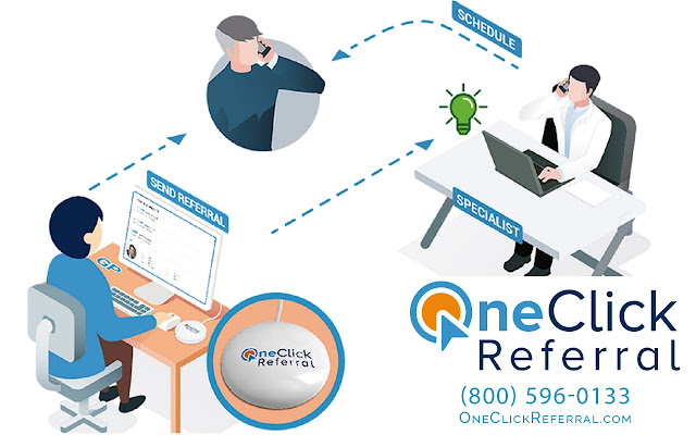 One Click Referral by RecordLinc