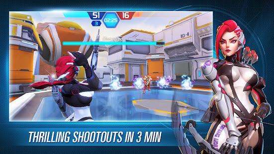 Mobile Battleground: Frontline 4