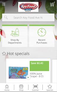 [Key Food Avenue N] Screenshot 2