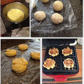 Liege Waffles (Gaufres de Liege).