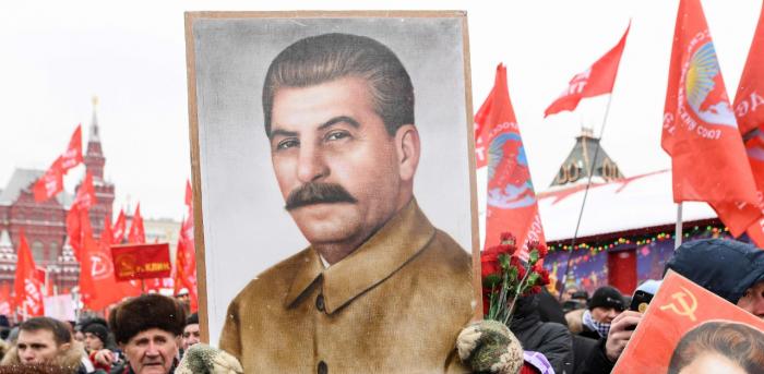 Как дочь Сталина бежала из Индии