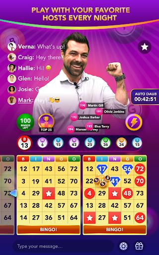 Live Play Bingo - Bingo with real live video hosts 1.0.3 7