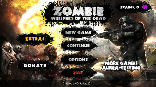 Zombie: Whispers of the Dead  {cheat|hack|gameplay|apk mod|resources generator} 1