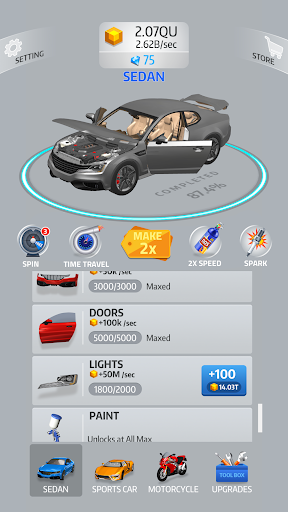 Idle Car filehippodl screenshot 3