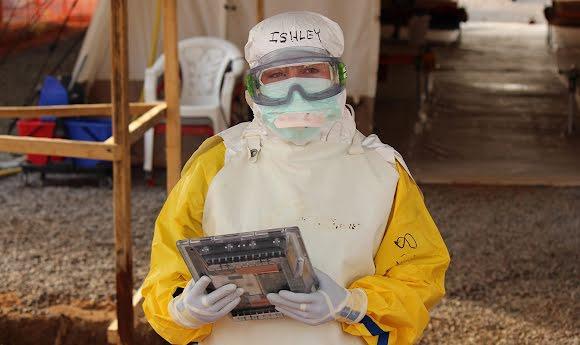 MSF: Ebola