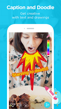 SNOW - Selfie, Motion sticker 1.4.2 screenshot 212505