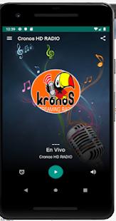 Cronos HD RADIO for PC-Windows 7,8,10 and Mac apk screenshot 1
