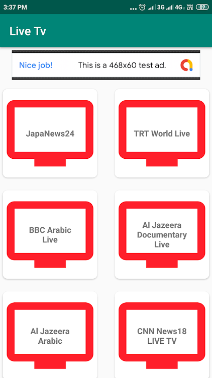 Live Tv - News World – (Android Apps) — AppAgg