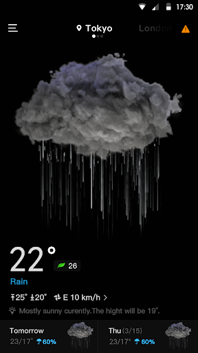 Live Weather Forecast - Accurate weather & Radar  screenshots 3