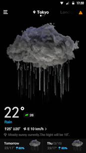 Live Weather Forecast – Accurate weather & Radar 3