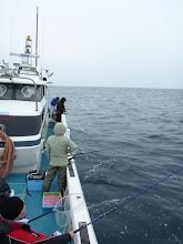 Photo: さっ!はりきって釣るぞー!
