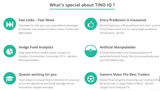 TINOIQ Stock ETF Trading Ideas - náhled