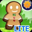 Gingerbread Dash! LITE icon