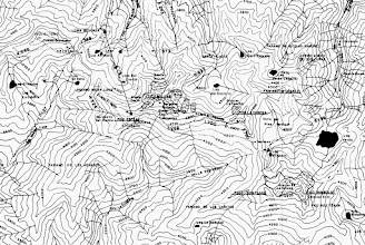 Photo: Map of the SNdM