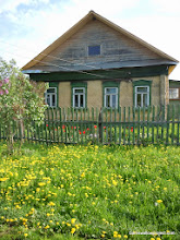 Photo: Typical Russian home in the Moscow study area