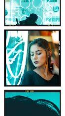 Triple Look Frame - Instagram Story item