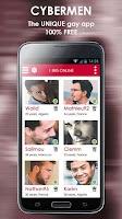 Screenshot of CYBERMEN : Gay chat & dating